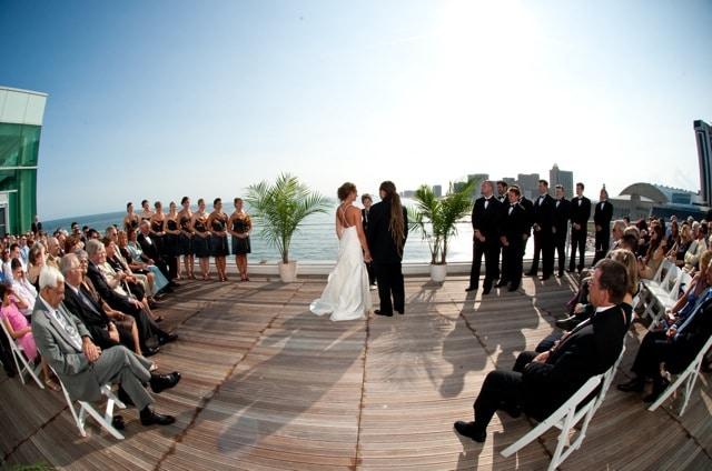 Terrace wedding 5 - Ceremonies