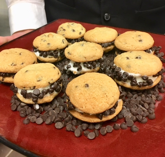 Chipwich Ice Cream Sandwiches - Butlered Desserts