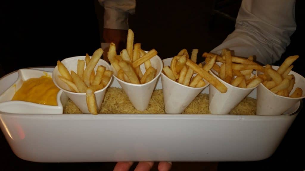 French Fry Cups 1024x576 - Butlered Hors d'oeuvres