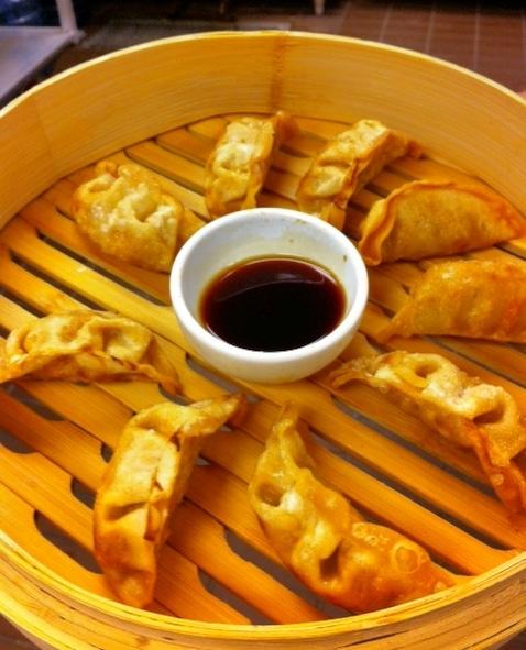 Fried Vegetable Dumplings - Butlered Hors d'oeuvres