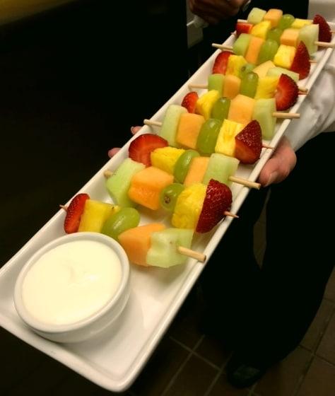 Fruit Skewers 1 - Butlered Desserts