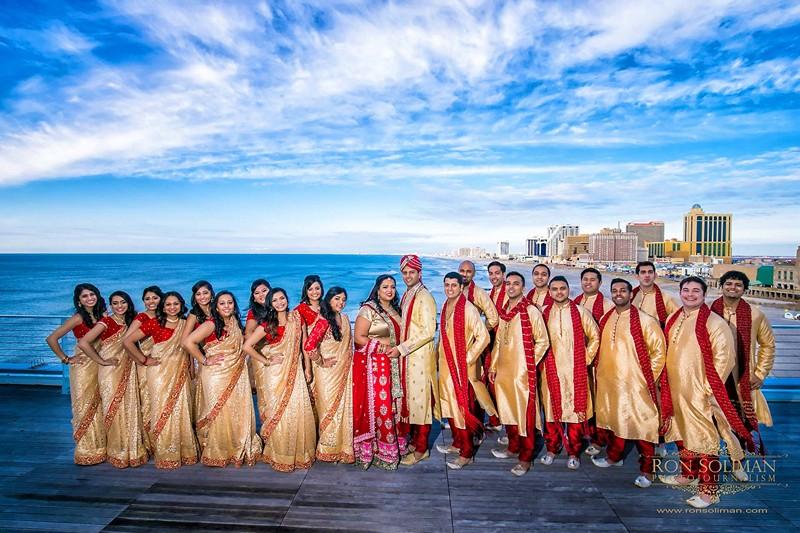 OA WEDDING BY RON SOLIMAN 023 1 - Pallavi & Sooraj