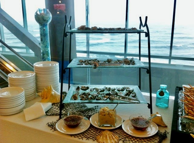 Raw Bar Oysters - Stations