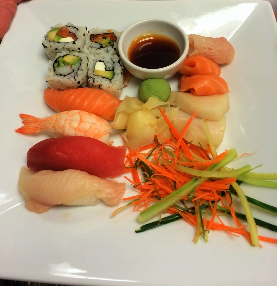 Sushi 1 - Butlered Hors d'oeuvres